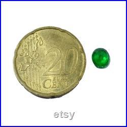 1.05 Cts Excellent Quality Natural Tsavorite, Oval Shape Faceted Green Tsavorite, Green Garnet Stone, Top Grade Tsavorite Garnet, 5.5X6.5 MM