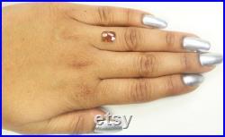 1.60 Ct Natural Loose Diamond, Cushion Cut Diamonds, Brown Color Diamond, Rose Cut Diamond, Rustic Diamond, Radiant Diamond L9616