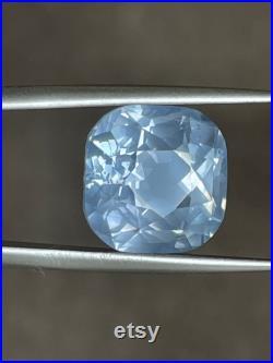 10.90 ct Natural grey sapphire