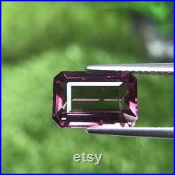 3.65 Cts Natural Unheated Purple Rhodolite Garnet Natural Clean purple pink Rhodolite garnet Wedding Anniversary Birthday Gift Rhodolite