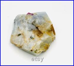 837.50 Carats Natural Ruby Crystal Matrix Mogok (Untreated)