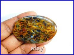 Beautiful Pietersite Cabochon, Natural Pietersite Gemstone, Top Quality Pietersite loose gemstone, Pietersite loose stone, 90 Cts. N-12608