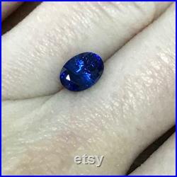 Blue Sapphire, Oval Cut Sapphire, 1 Carat Sapphire, Natural Sapphire, Loose Sapphire Gem, Sapphire Jewelry, Sapphire Gemstone, Corundum