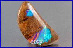 Boulder Opal 26mm x 12mm. 11.30cts
