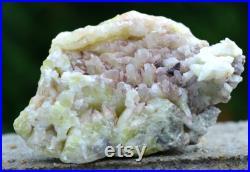 Cerussite Smithsonite 298 grams Mfouati Mine, Mfouati, Mfouati District, Bouenza Department, Republic of the Congo