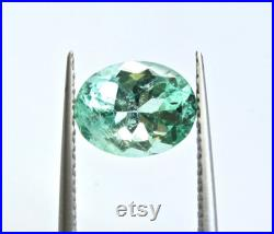 Colombian Emerald Oval 3.08cts