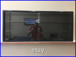 Display case cabinet shelves for diecast collectibles cars (1 18) e others 3CBB-7