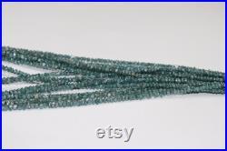 Excellent Blue Diamond Uncut Beads Raw Diamond Beads Blue Diamond Beads Uncut Diamond Beads Blue Diamond Beads