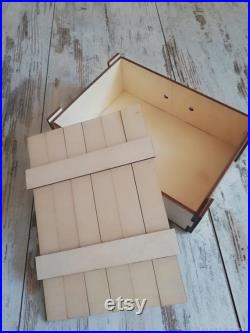 Handmade gift boxes