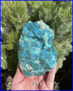 Large Raw Chrysocolla Malachite Mineral