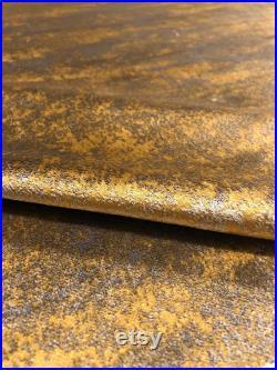Lorenzo Castillio for Gaston Y Daniela Arnoldson Oro Plata Silver and Gold Designer Velvet Fabric 5 Yards