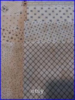 Mr. Snowman Primitive Gatherings 2 fabric kit Moda fabrics Made in Japan