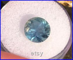 Natural Montana Sapphire 4.20ct