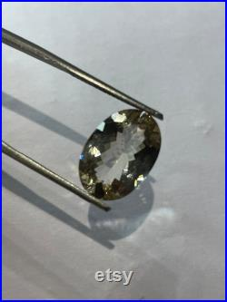 Natural Tourmaline Faceted 7.42 Cts AAA Quality