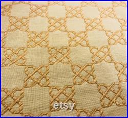 Pierre Frey of Paris Sable CORDOBA French Cotton Blend Woven Fabric F2497001 Retails 290.00 yd Below Wholesale 4.5 yds