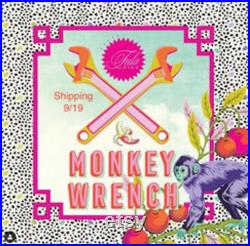 RARE Tula Pink Fabric Monkey Wrench -19 Piece Collection -100 Quality Cotton Choose 1 2 Yds 19 Pieces Complete