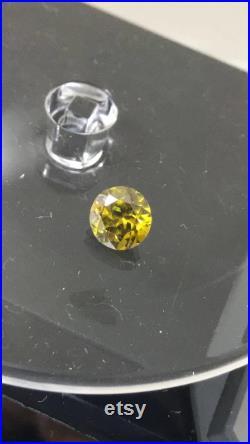 Rare 2.52 Carat flawless Sphalerite