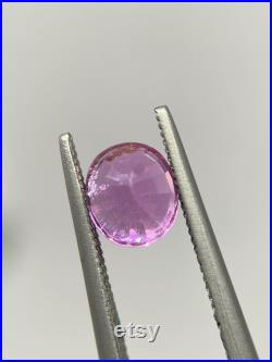 SAPPHIRE,6.6x5.8mm Natural Red SAPPHIRE Oval Cut, 1.6 Cts Natural Sapphire, Loose Gemstone, Oval Cut, loose gemstone, Expensive Ruby, Gems