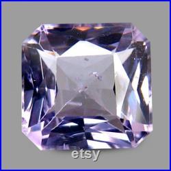 SPINEL 1.821 Cts Purple Scissors cut BGC465 From Srilanka