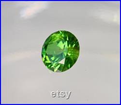 TOP color, russian demantoid 0.94ct., D-6.18ct