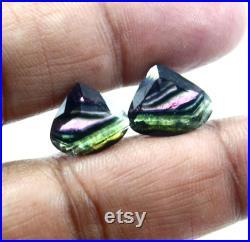 Tourmaline Gemstone Tourmaline Heart Shape Tourmaline Pair Loose Tourmaline Jewelry Cut Stone Pair Wholesale Lot