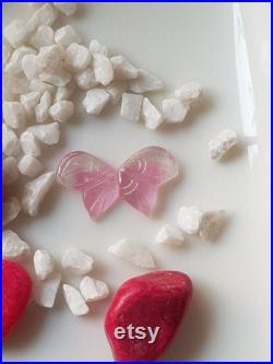 Tourmaline butterfly, Tourmaline carved Butterfly, Tourmaline butterfly for jewelry setting, Pink bicolor tourmaline, Jewelry for her