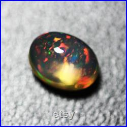 Wonderful 1.40Ct Mexican Mine Jelly Opal Cab 1.40Ct